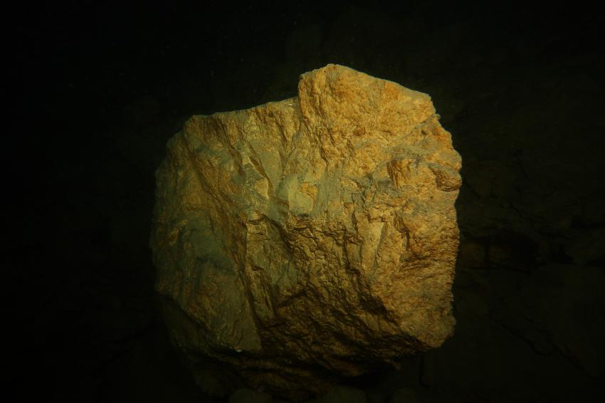 Kienbergwand, Wracks, Schrott, Bäume usw., Mondsee - Kienbergwand,Österreich