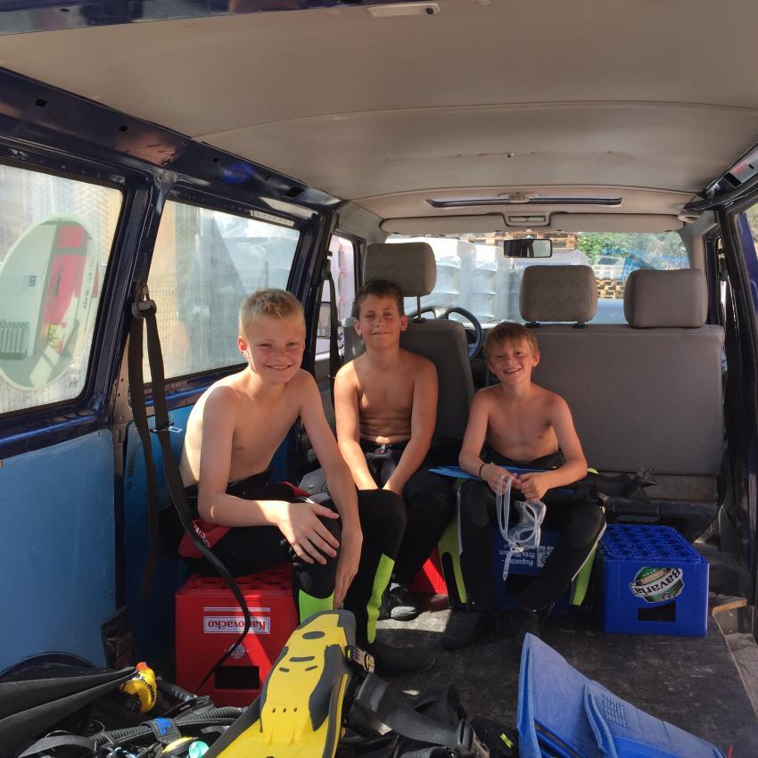 Dive Loft Krk Tauch-Kinder und Jugendkurse ..., Dive Loft Krk, Vrbnik, Insel Krk, Kroatien