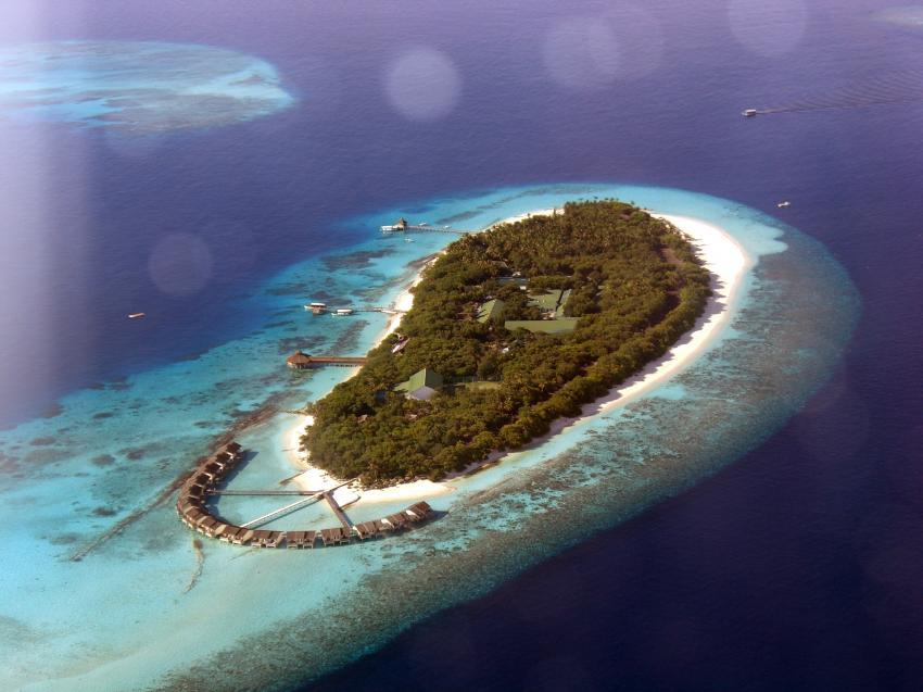Reethi Beach( Baa Atoll)
