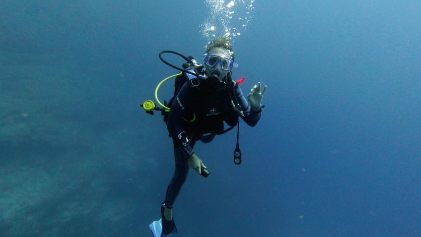 Applying knowledge in Holidays - Thanks Mike!, Troisdorf Fun Divers, Troisdorf, Deutschland, Nordrhein-Westfalen