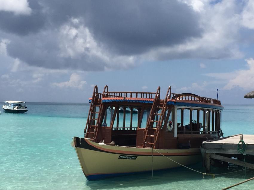 Extra Divers Rihiveli, Süd Male Atoll, Malediven
