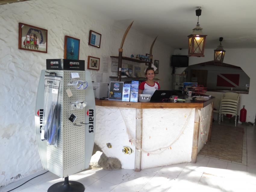 tauchbasis Front Office, Tauchbais basis Gran Canaria, TauchbasisTaurito, tauchen auf gran canaria, tauchen auf kanaren, Delphinus Diving School, Gran Canaria, Spanien, Kanarische Inseln