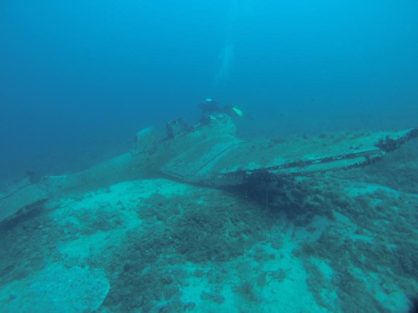 Stukka, Najada diving, Murter, Kroatien
