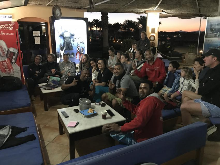 Corayas Family, Coraya Divers, Coraya Beach, Marsa Alam, Ägypten, Marsa Alam und südlich