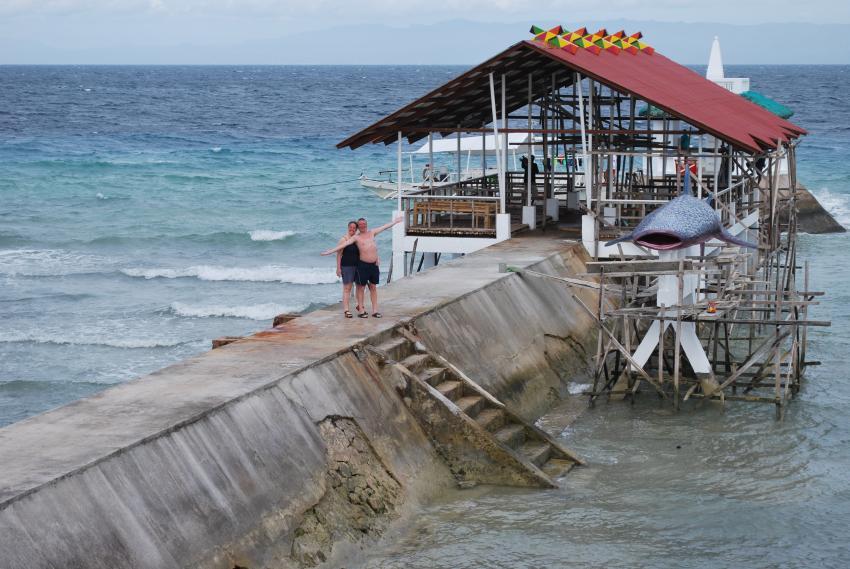 Whispering Palms Island Resort, Sipaway, Negros, Philippinen