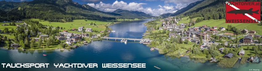 MAP III, Tauchschule Weissensee, Yachtdiver Techendorf Weißensee, Österreich