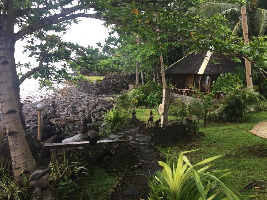 Volcan Beach, Eco Retreat & Dive Resort, Camiguin, Philippinen
