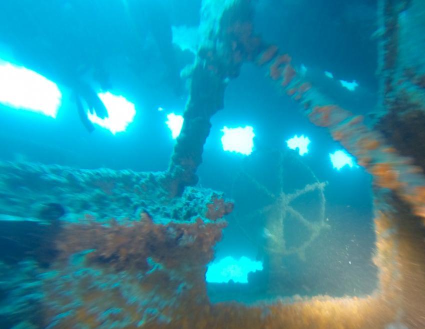 Wrack der Fregatte - Ocean Rev., GoPro 3, Dive Club Cipreia, Lagos, Portugal