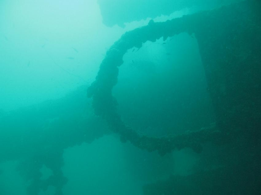 Wreck Diving Subic Bay, Subic Bay,Philippinen