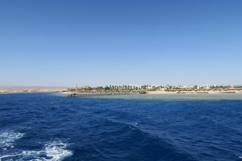 Port Ghalib, Hany Dolphin Blue, Ägypten, Safaga