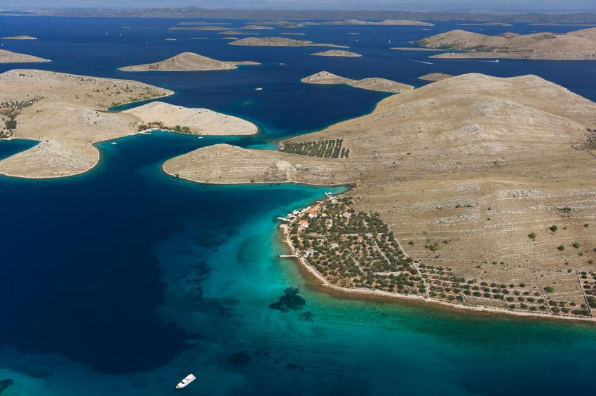Kornati Nationalpark, regelmäßig mit Najada diving, Najada diving, Murter, Kroatien, Kornati, Nationalpark