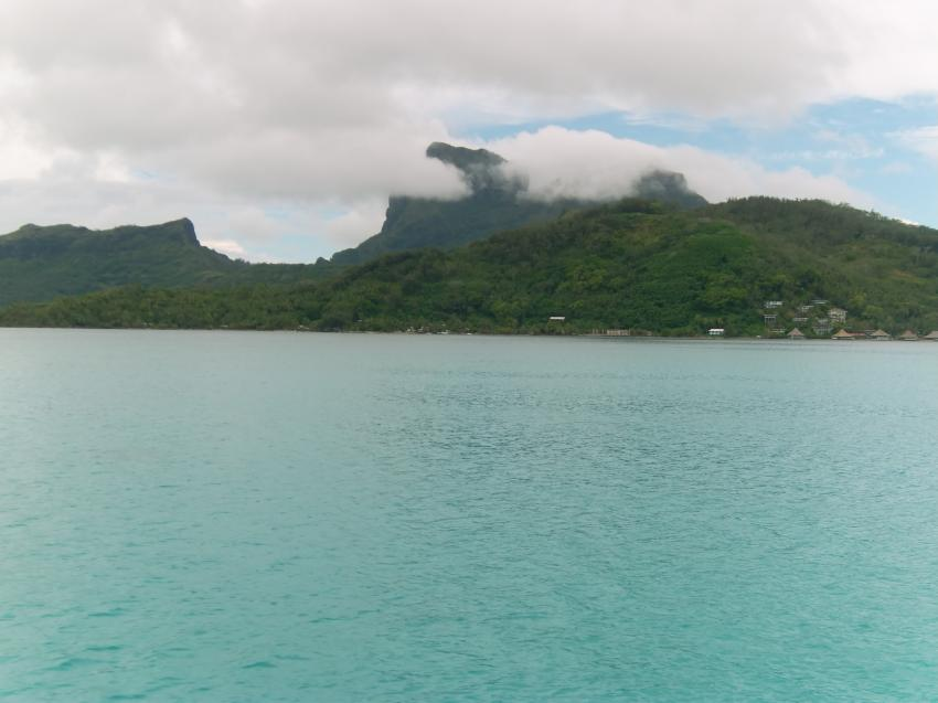 Tauchen auf Bora Bora Tauchplatz TAPO, Bora Bora,Französisch-Polynesien