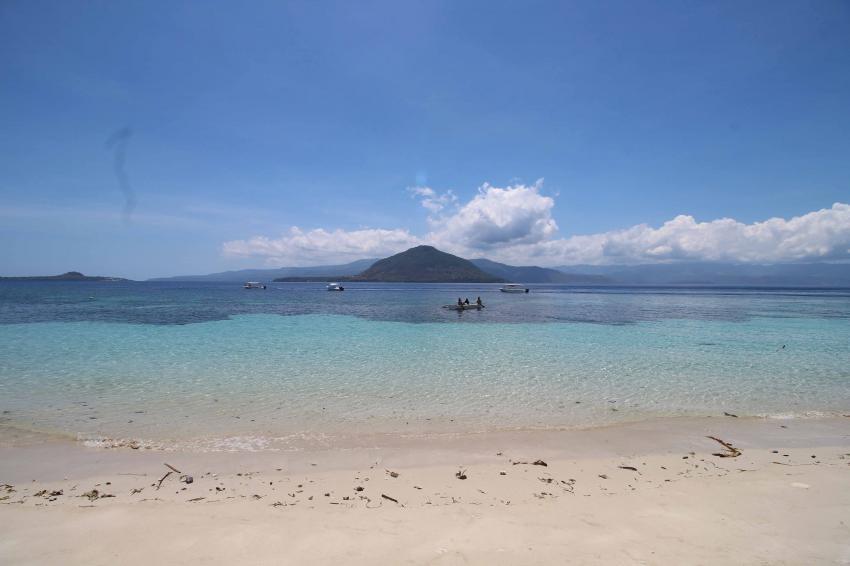 Alor Divers Strand, Alor Divers, Pantar, Alor, Indonesien, Allgemein