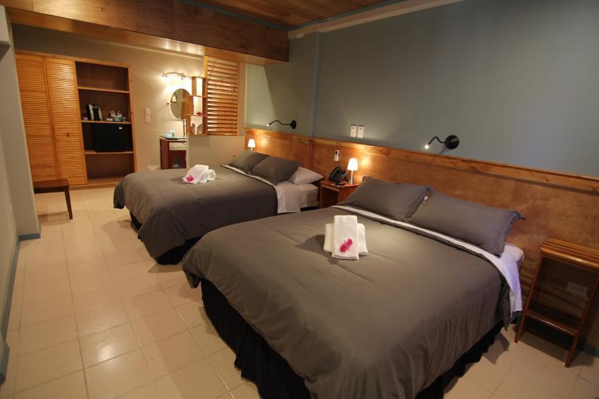 Deluxe Doppelzimmer, Palau Central Hotel, Palau