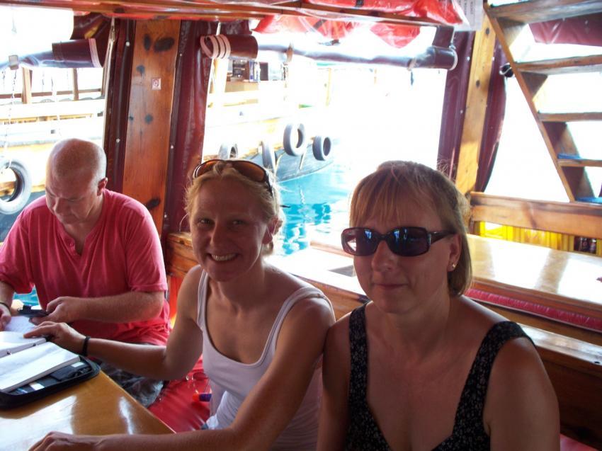 Divers Delight, Icmeler, Türkei