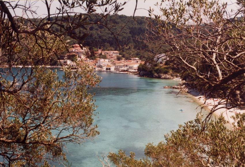 Paxos, Paxos,Griechenland