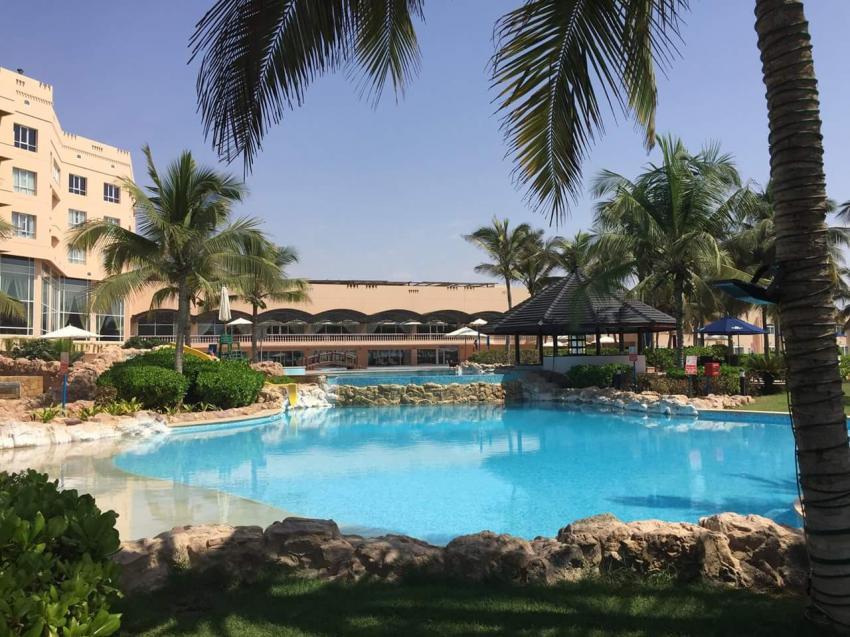 ABT Divers, Crowne Plaza, Salalah, Oman