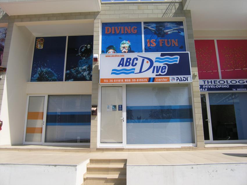 ABC Dive, Paphos, Zypern