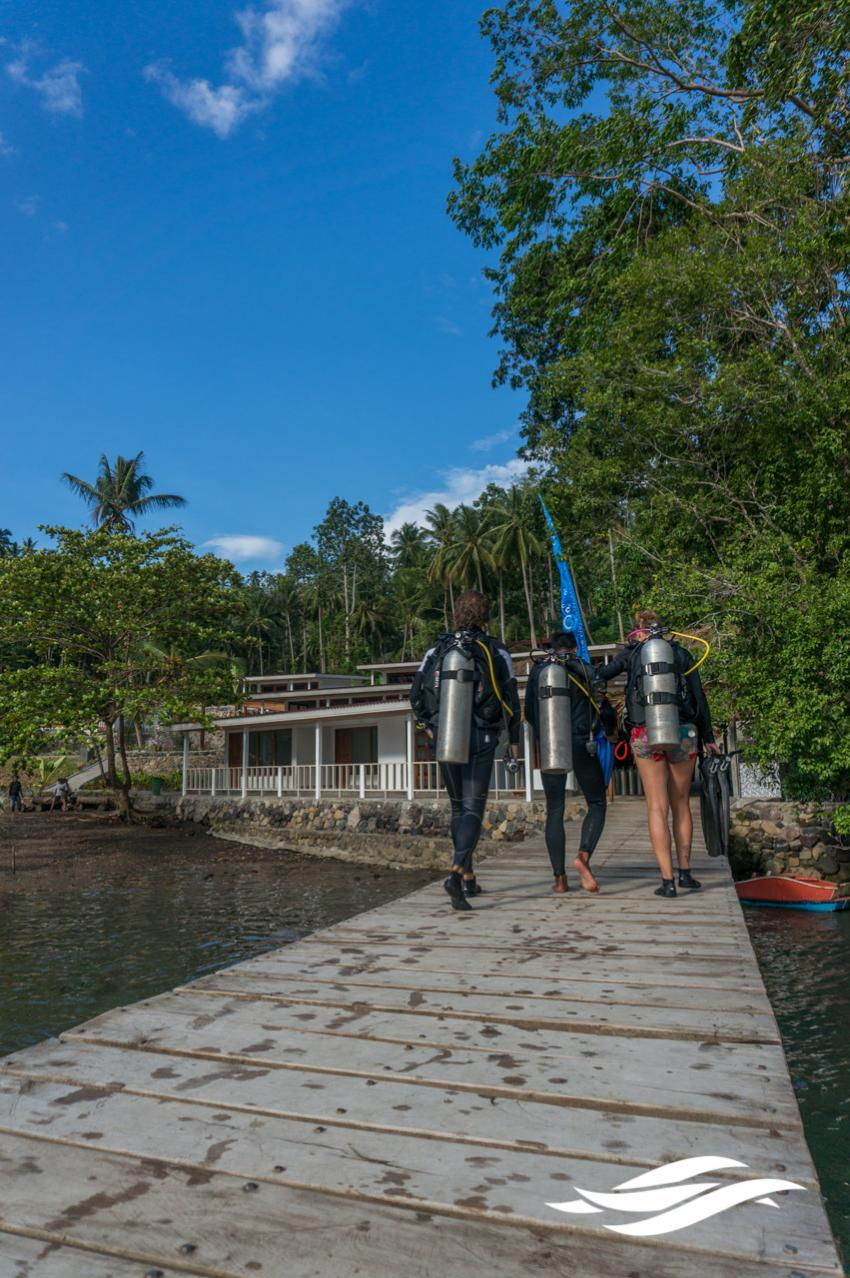 Thalassa, Manado, Nord-Sulawesi, Indonesien, Sulawesi