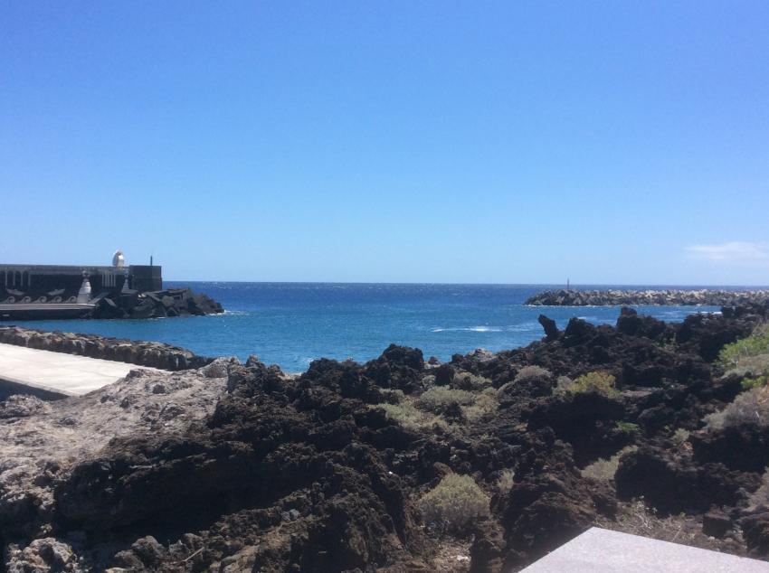 La Restinga, Harbour, Extra Divers El Hierro, Spanien, Kanarische Inseln