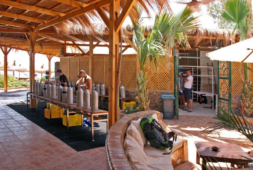 Tauchbasis Sunshine Divers Club, Tauchen, Sunshine Divers Club, Sharm el Sheikh, Sunshine-Divers Club Sharks Bay, Sharm El Sheikh, Ägypten, Sinai-Süd bis Nabq