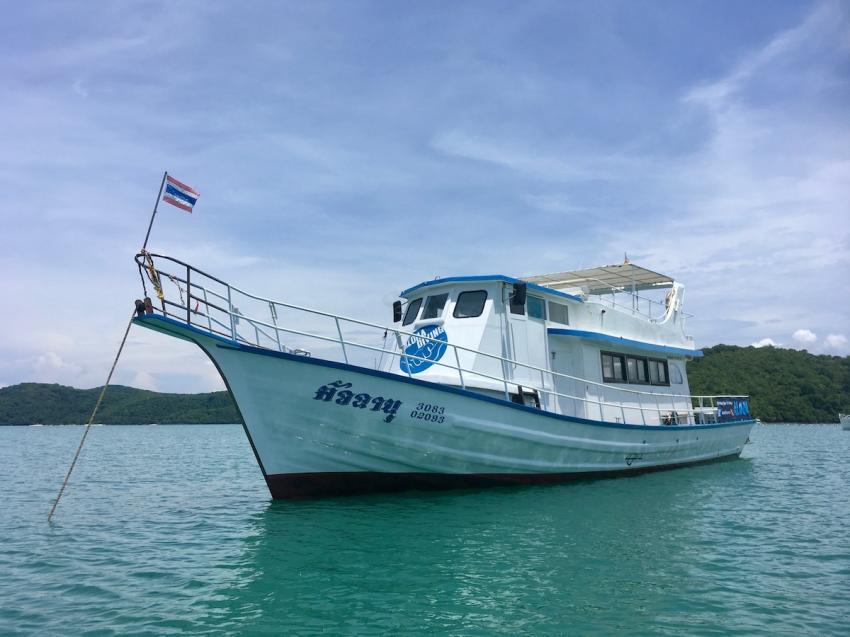 Aloha Diving, Rawai, Phuket, Thailand, Andamanensee