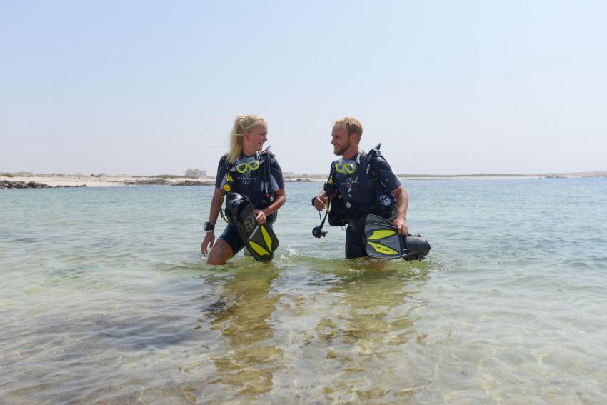 Tauchen mit Sumhuram Divers Oman, Sumhuram Divers Oman, Mirbat, Oman