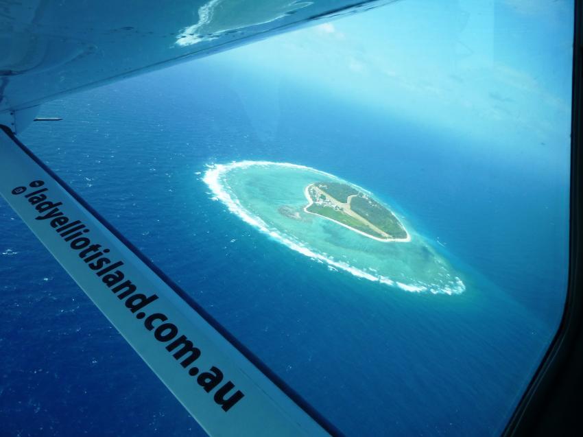 Lady Elliot Island Eco Resort, Australien