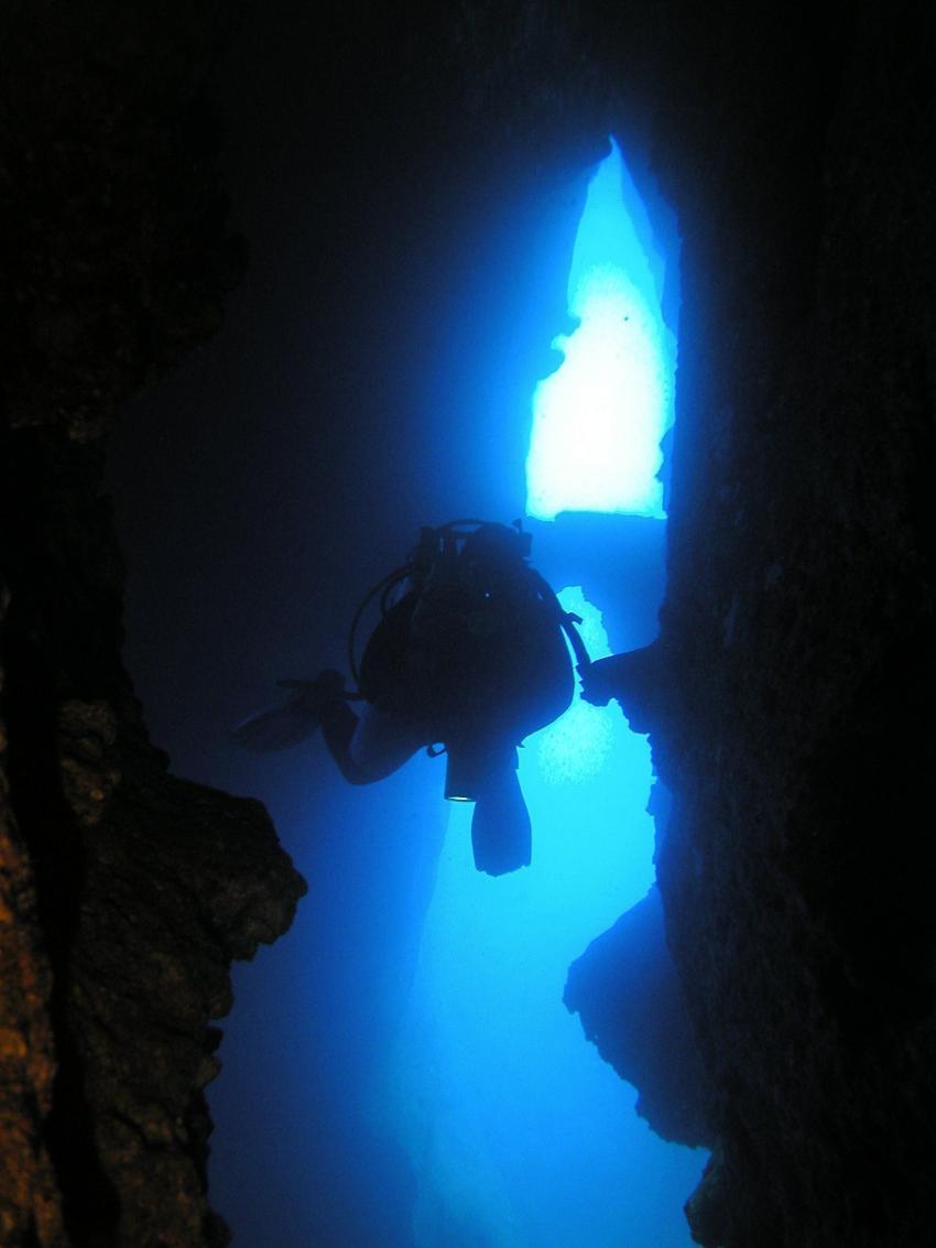 Menorca, Menorca,Spanien,Höhle