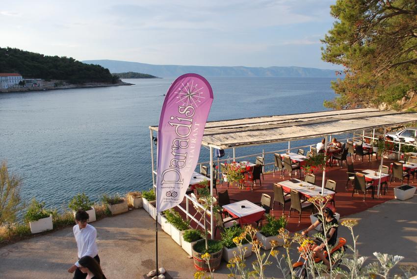 Restaurant Paradiso, Jelsa, Restaurant Paradiso, Jelsa, Insel Hvar, Kroatien