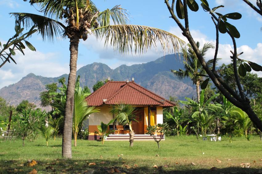 Bali Oase Resort (Pemuteran) - Hausrevier, Bali Nordwesten,Indonesien