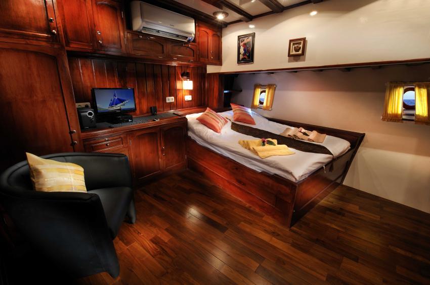 Double Cabin, S/Y Indo Siren, Indonesien, Allgemein