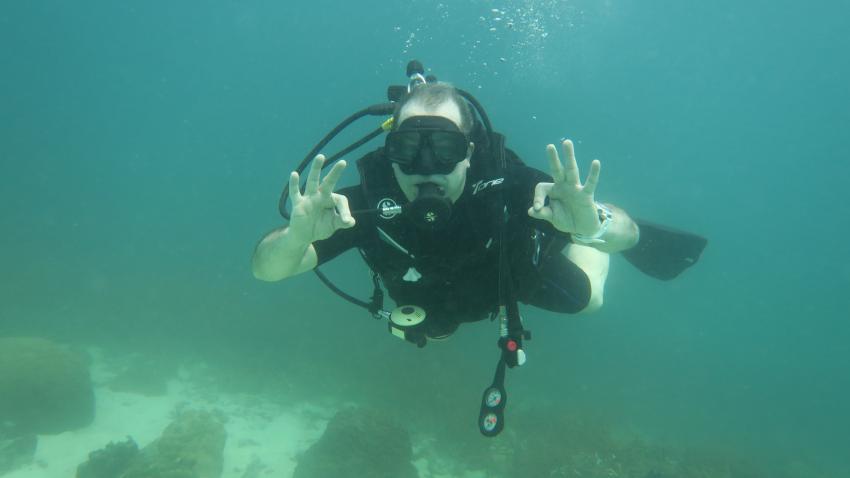 2, Easy Divers, Koh Samui, Thailand, Golf von Thailand