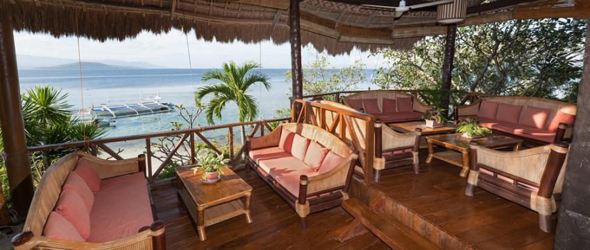 Natur meets Komfort @Sampaguita 2017, Natur renoviert tauchen schnorcheln schlemmen entspannen, Sampaguita Resort / Gangga Divers, Tongo Point, Maolboal, Cebu Island, Philippinen
