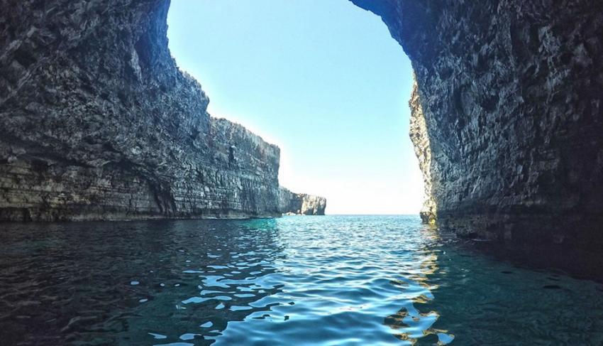Mellieha Cave, Malta, Malta - Hauptinsel
