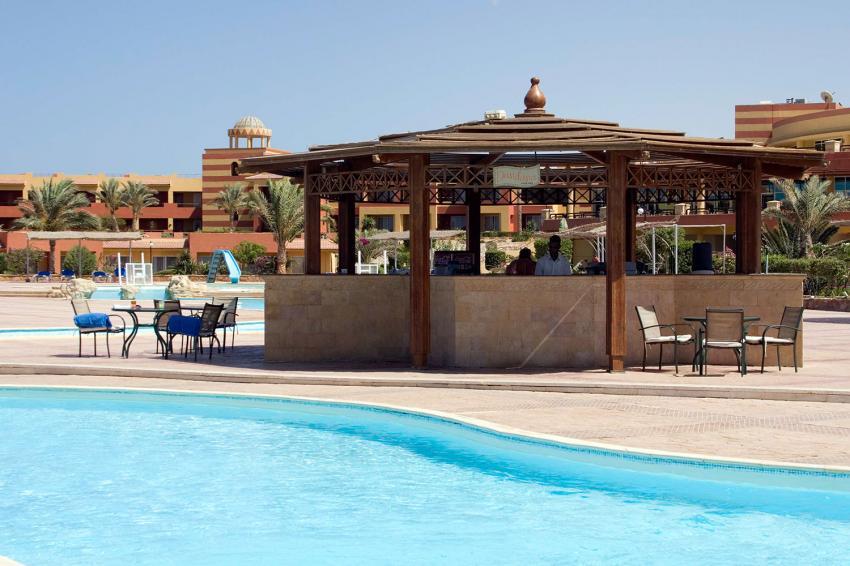 Pool Bar, diving.DE Ägypten tauchen Abu Dabab El Malikia Marsa Alam, diving.DE Abu Dabab, El Malikia Resort, Ägypten, Marsa Alam und südlich
