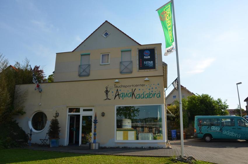 Aqua Kadabra Tauchsportcenter, Würzburg-Kist, Deutschland, Bayern