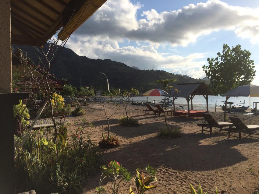 PiToBa Dive Resort. Gondol, Indonesien, Bali