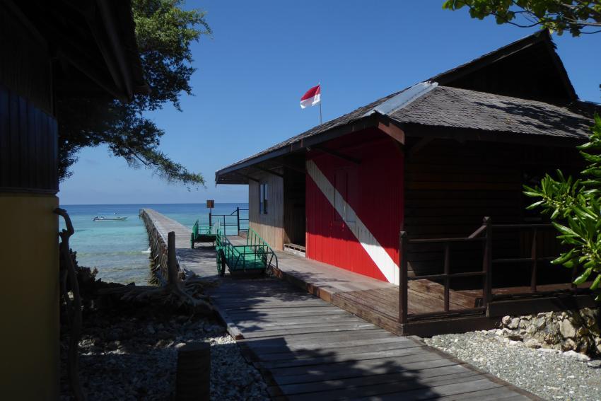 Nabucco's Nunukan Island Resort - Extra Divers , Indonesien, Allgemein