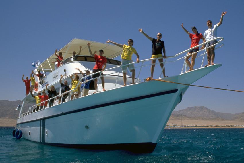 Ghazala VI, Sinai Divers, Backpackers DC, Dahab, Ägypten, Sinai-Nord ab Dahab