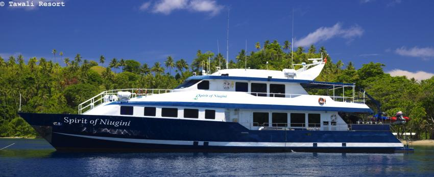 Spirit of Niugini by Tawali Resort, M.V. Spirit of Niugini, Papua-Neuguinea