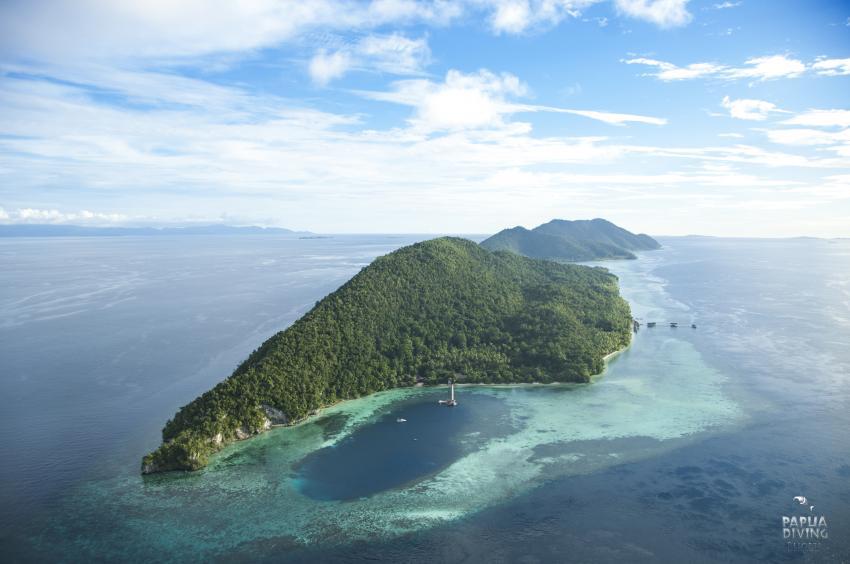 Kri island, Kri Eco Resort, Indonesien, Allgemein