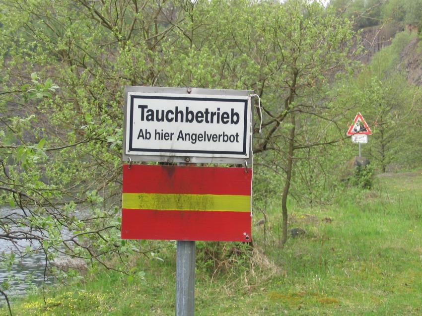 Schönbach, Schönbach - Steinbruch Winkel (HTSV-See),Schönbach,Hessen,Deutschland