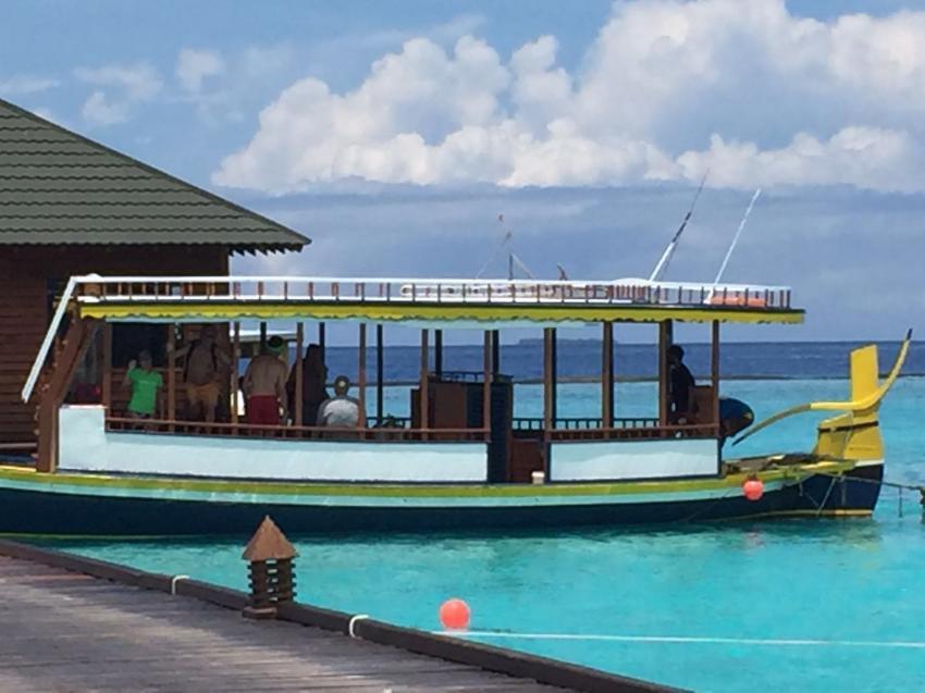 Dohni, Meedhupparu, Dive Point, Malediven