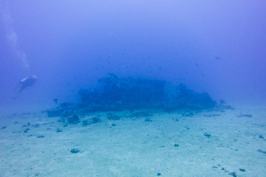 3rd tank, Maui Süd,Hawaii,USA