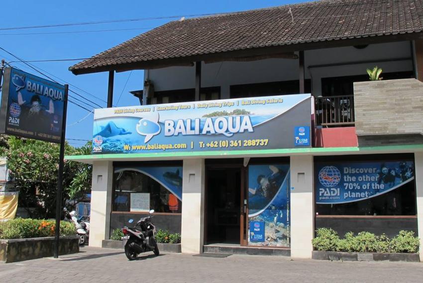 Bali Aqua, Bali Aqua Dive Center, Sanur, Indonesien, Bali