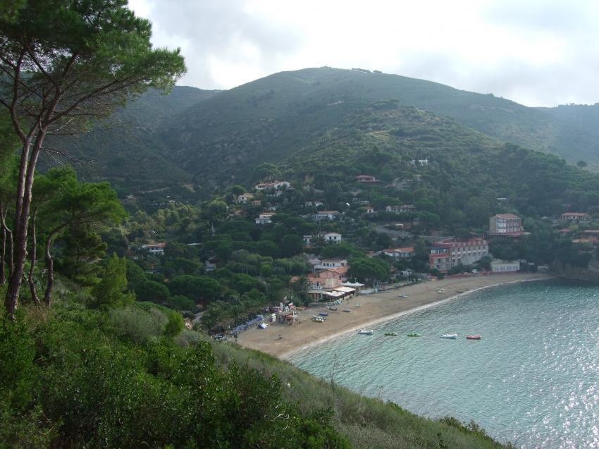 Aquanautic-Elba.de, Morcone (Elba)