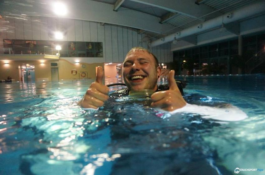 Discover Scuba Diving, Tauchsport Pape, Schnuppertauchen, Kassel, PADI, Tauchsport Pape (ex faunatec), Hofgeismar b. Kassel, Deutschland, Hessen