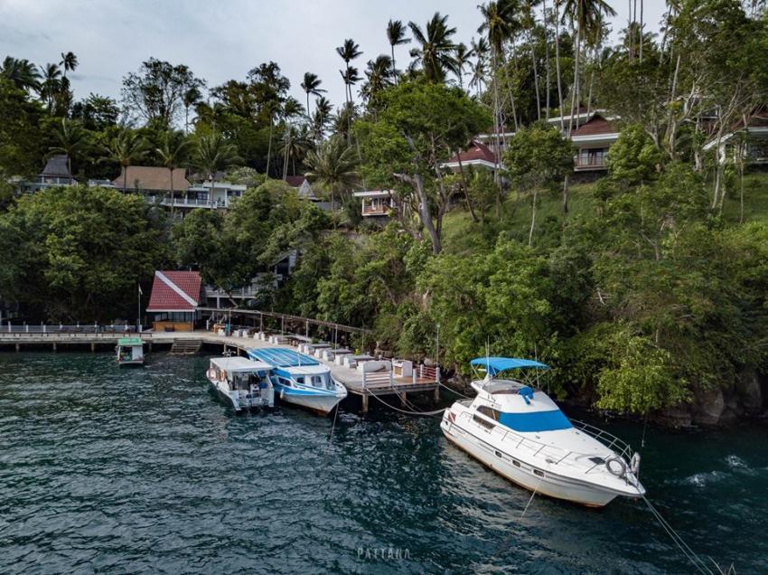 Dabirahe Resort Lembeh - MakaMaka Divers, Dabirahe, MakaMaka Divers, Indonesien, Sulawesi