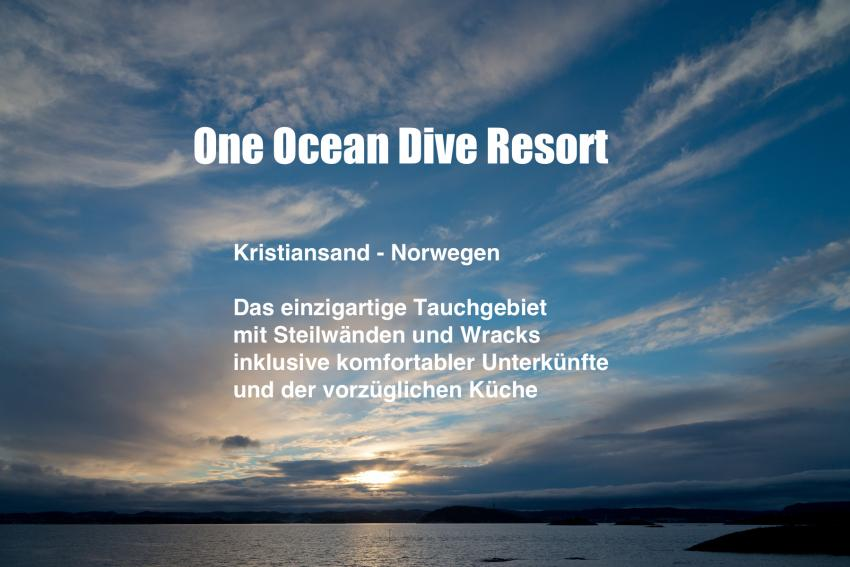 OneOcean Dive Resort, OneOcean Dive Resort, Norwegen
